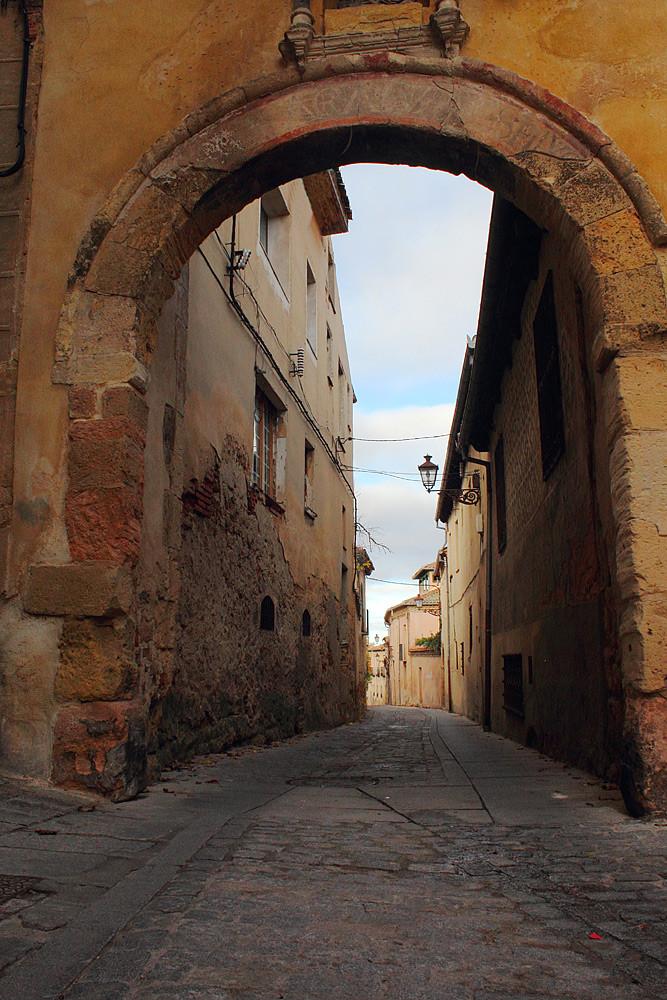 Сеговия, регион Кастилия и Леон