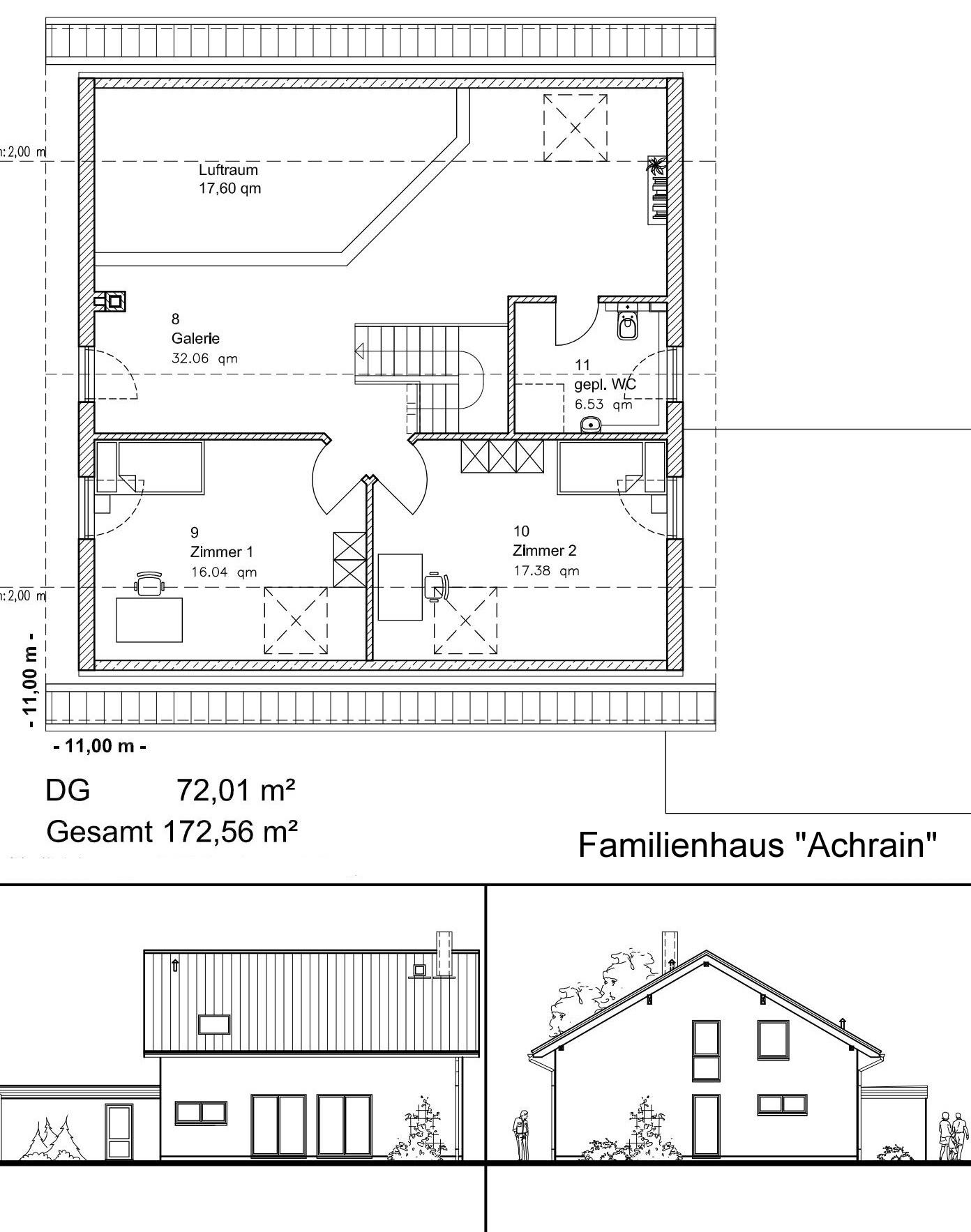 Familienhaus ACHRAIN