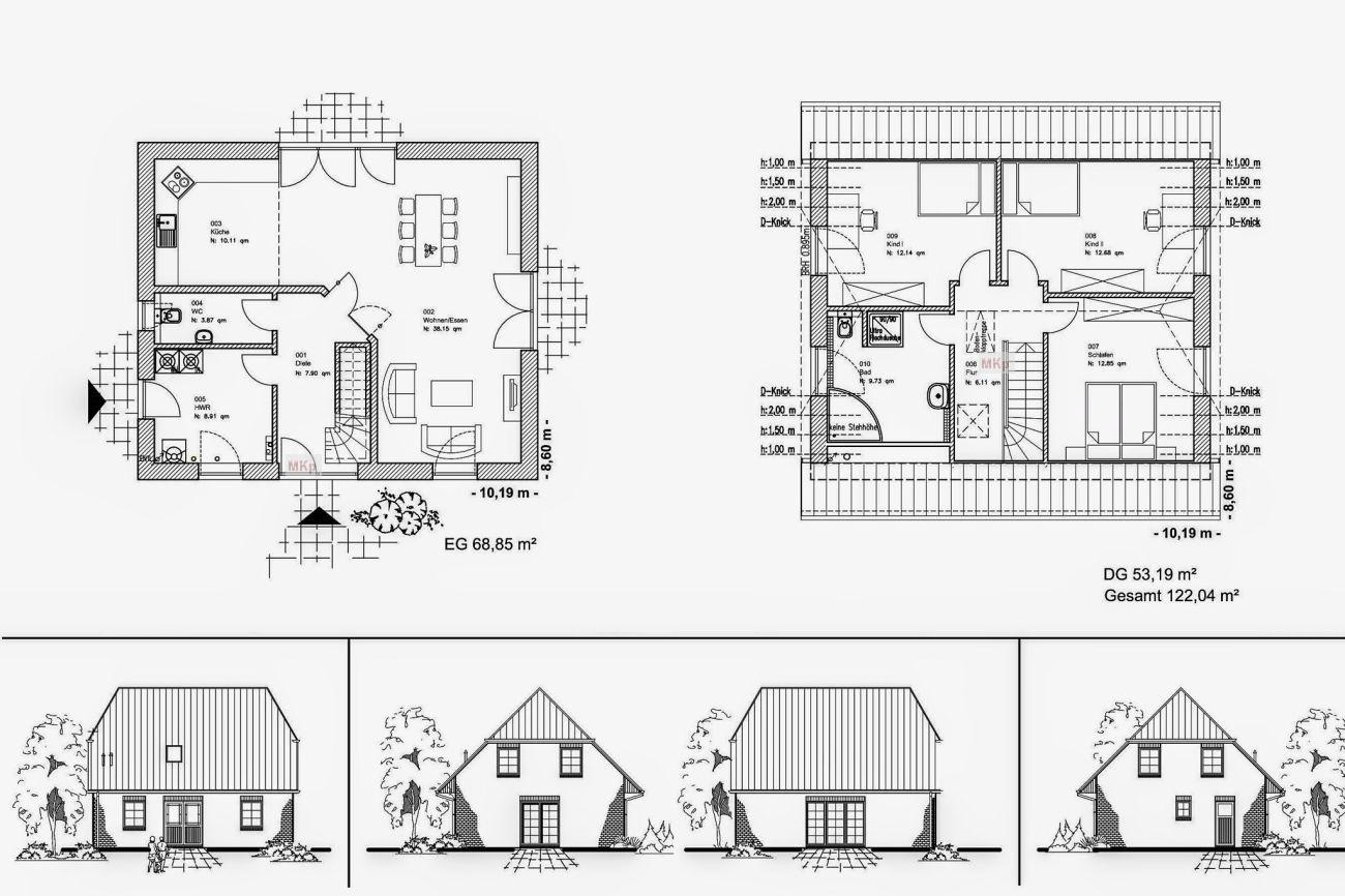 Familienhaus WACHOLDERHEIDE