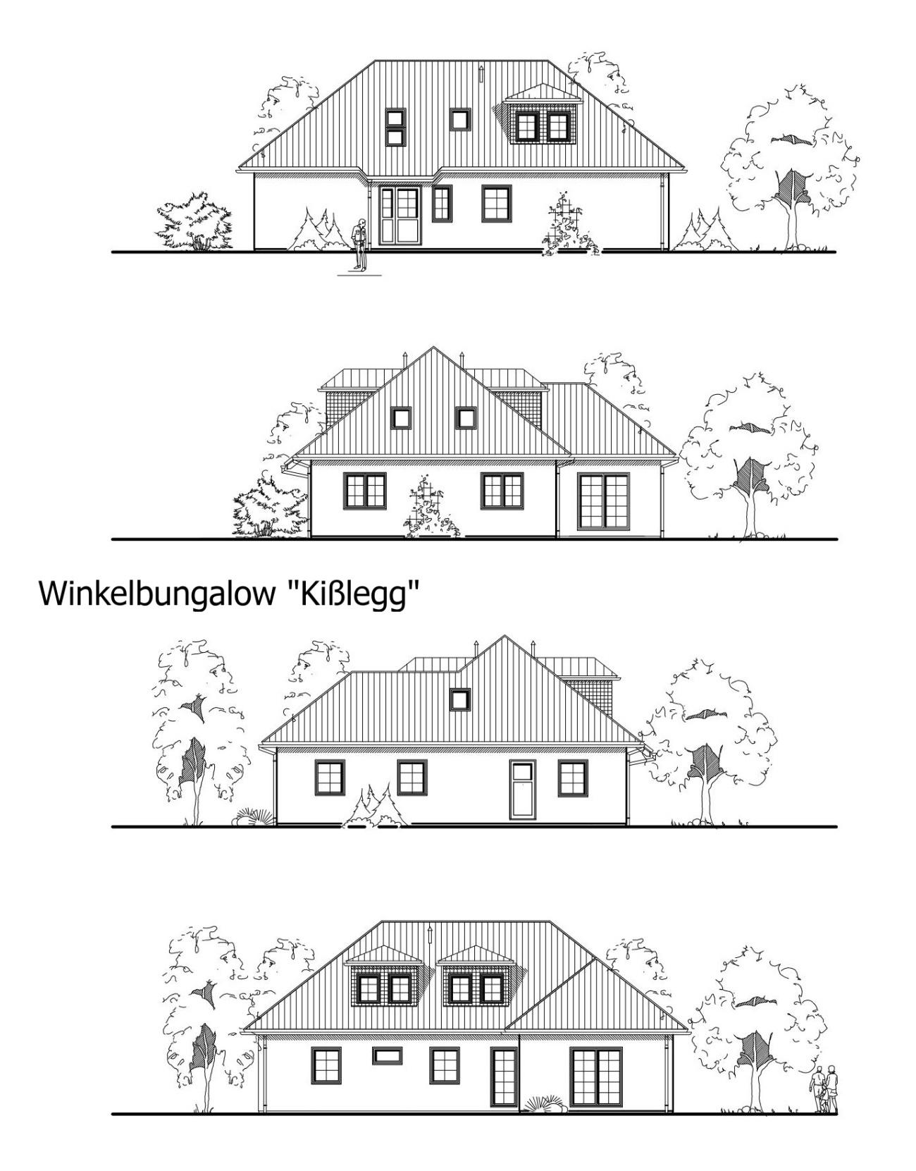 Winkelbungalow KIßLEGG