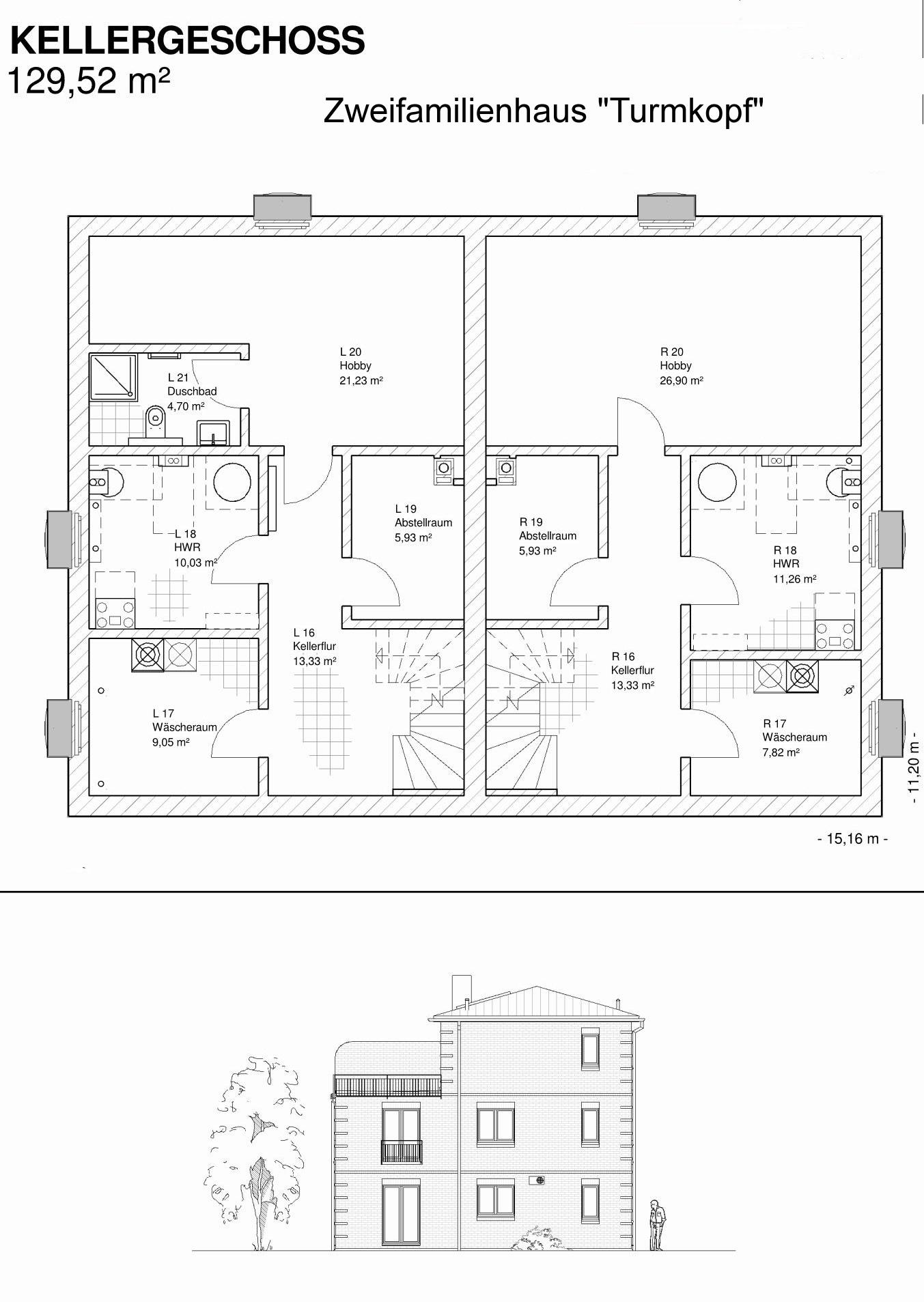 Zweifamilienhaus TURMKOPF