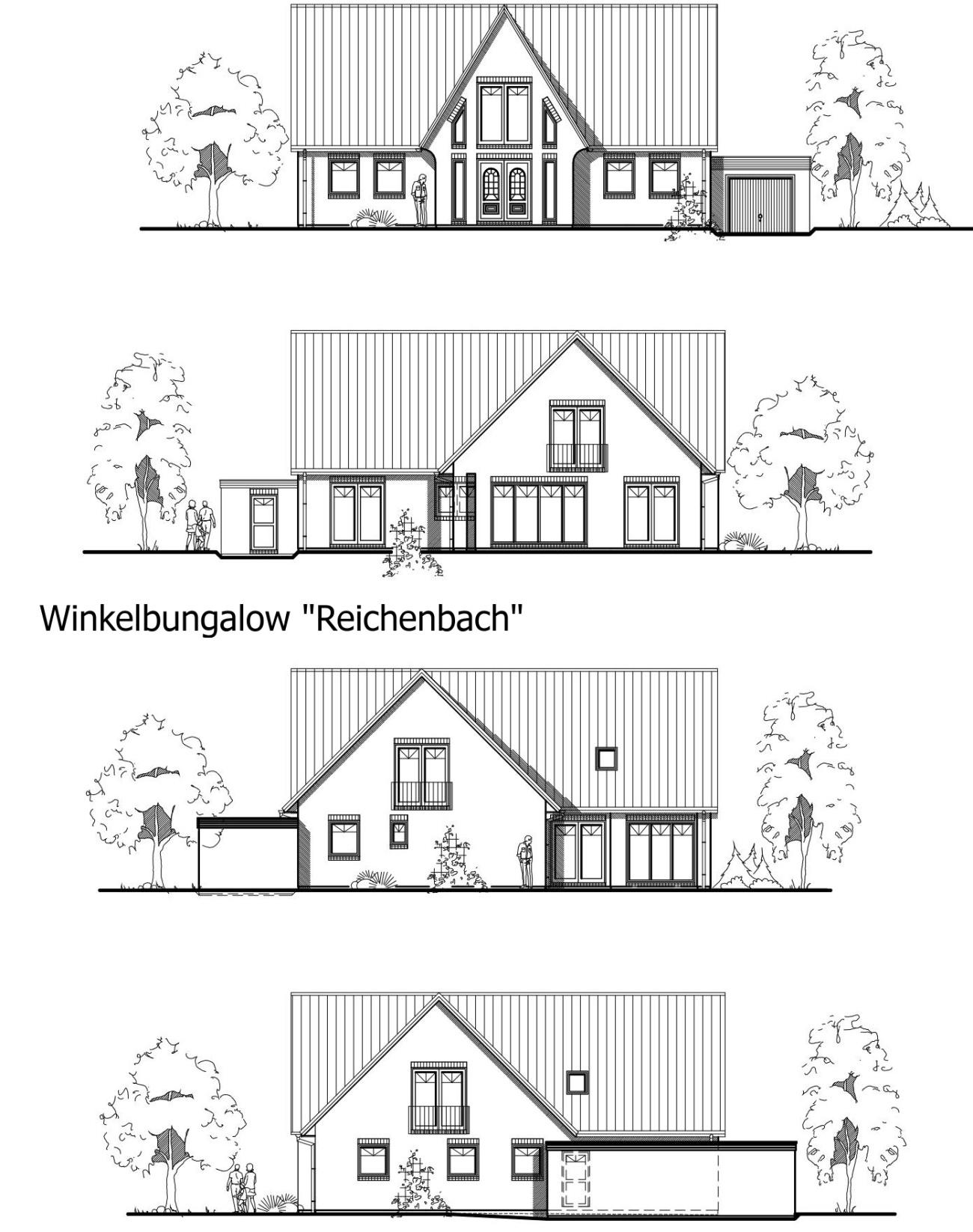 Winkelbungalow REICHENBACH
