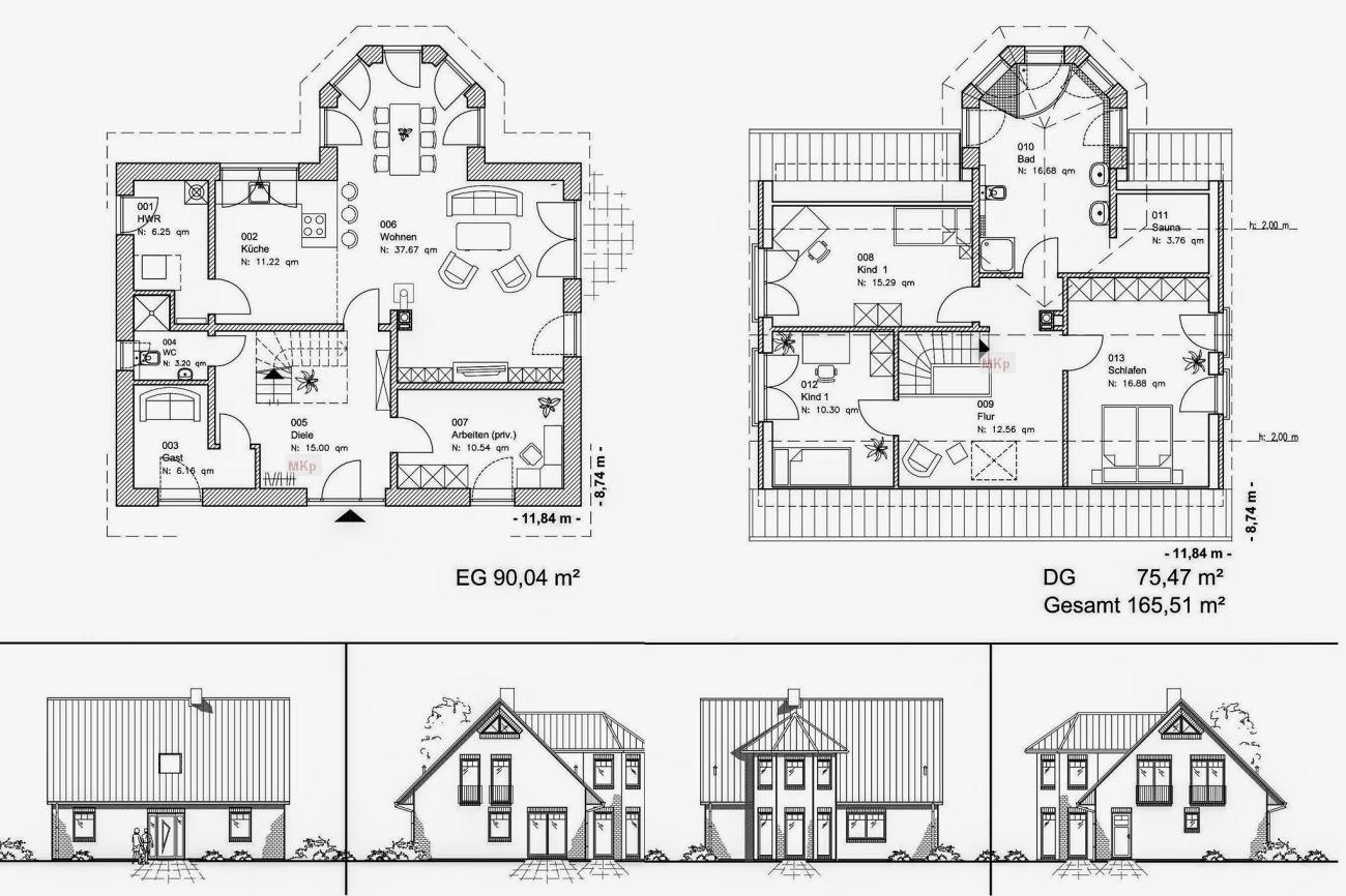 Familienhaus KNORRENWALD