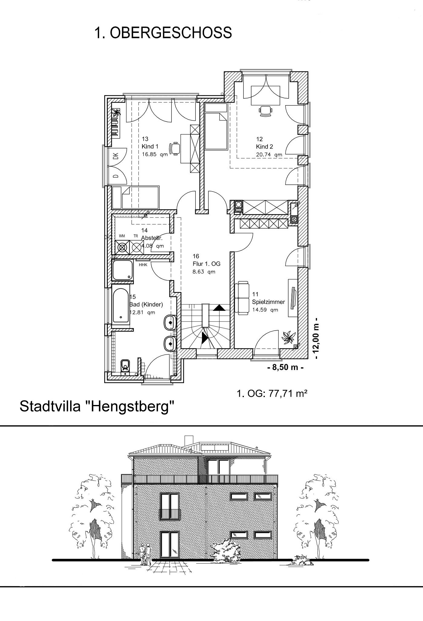 Stadtvilla HENGSTBERG