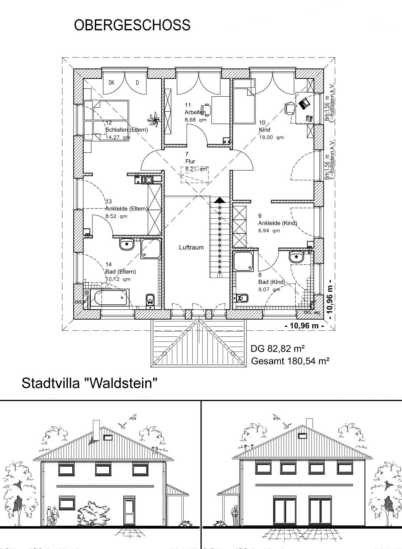 Stadtvilla WALDSTEIN