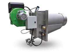 Pelletbrenner 600 bis 1000 kW