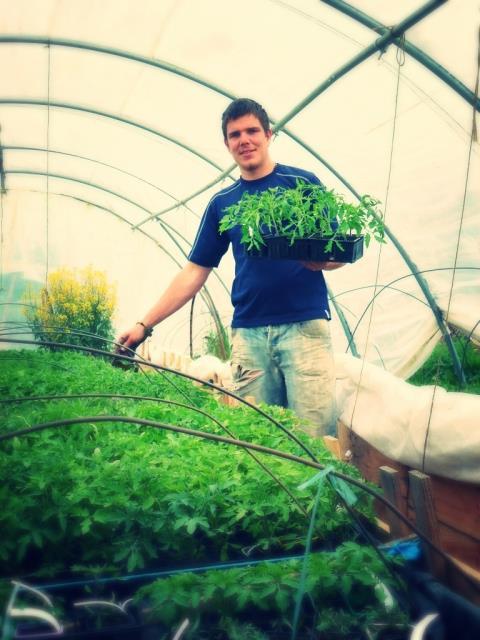 Connaitre les dates de nos portes ouvertes - Fêtes et vente des plants anciens - Adrien