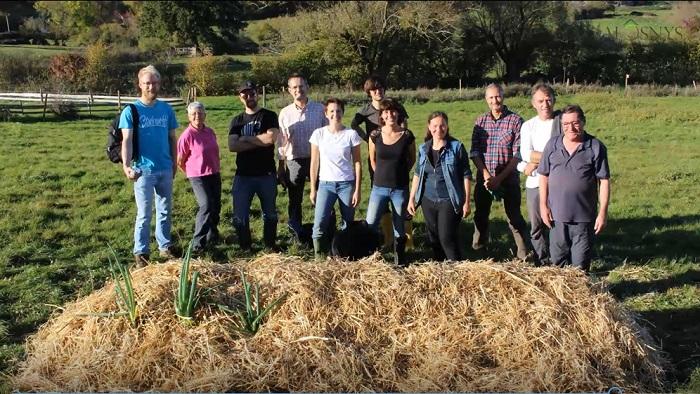 Vidéo : comment créer une butte en permaculture ?