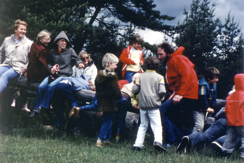 Ausflug Dapfen 1985