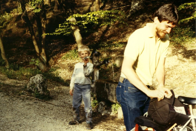 Naturerlebnistag 1988 Foto NABU