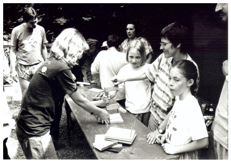 Bauerloch Naturerlebnistag 1986