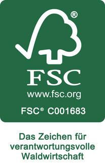 FSC Zertifizierung