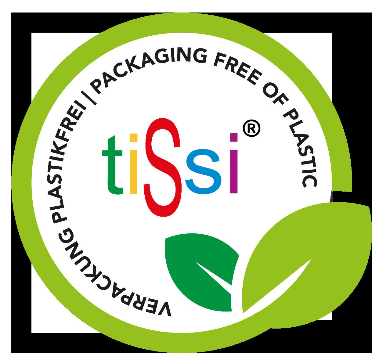 Plastikfreie Verpackung - Weil wir es wollen !