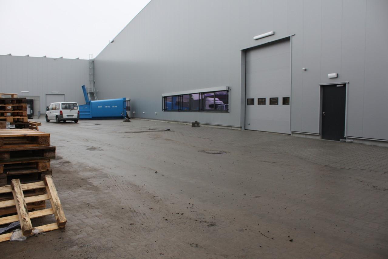 CHG Leasing GmbH Groß-Gerau Neubau einer Produktionshalle mit Bürogebäude Bauleitung und Qualitätsmanagement im Schlüsselfertigbau