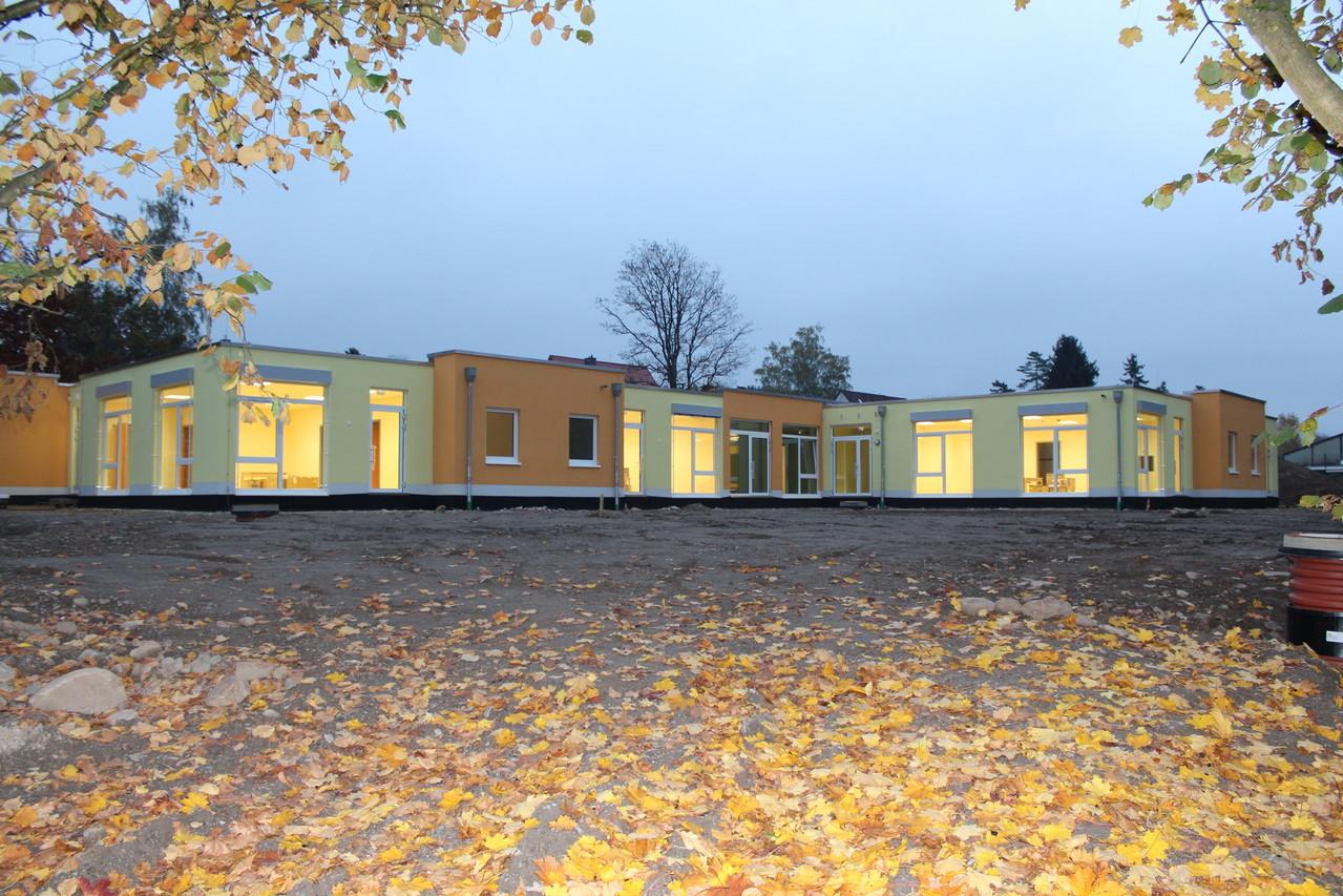 Neubau Kindergarten Schützenpark Osterode am Harz Bauleitung Schlüsselfertigbau