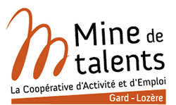 Mine de Talents gard coopérative