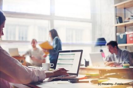 Coworking Spaces sind unter Remote Workern, Digital Nomads und Freiberuflern sehr beliebt.