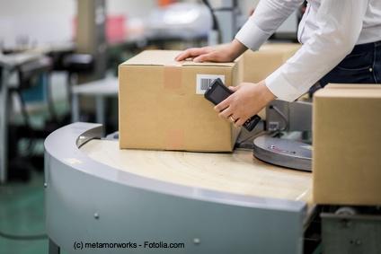 RFID in oder auf der Verpackung ist in der modernen Logistik heute nicht mehr wegzudenken.