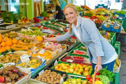 Die Qualität der Nahrungsmittel, die Du einkaufst, ist besonders wichtig für eine gesunde Ernährung.