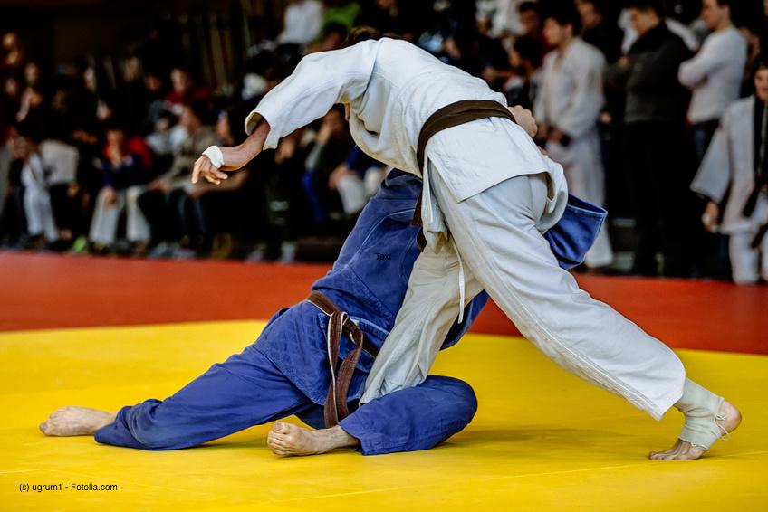 Tani Otoshi - der unterschätzte Judo-Kampfwurf