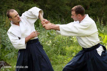 Aikido ist humanstische Budo-Philisophie in Bewegung.