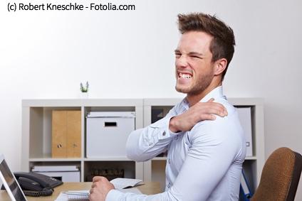 Die 4 wichtigsten Übungen gegen Schulterschmerzen