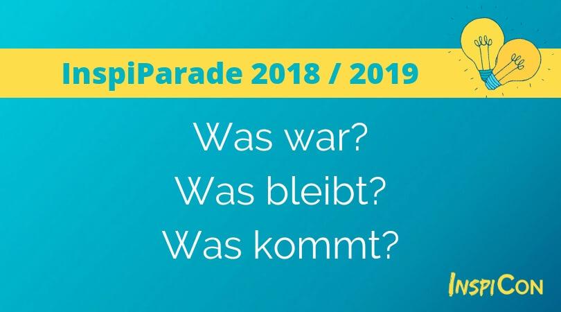 InspiParade 2018 / 2019