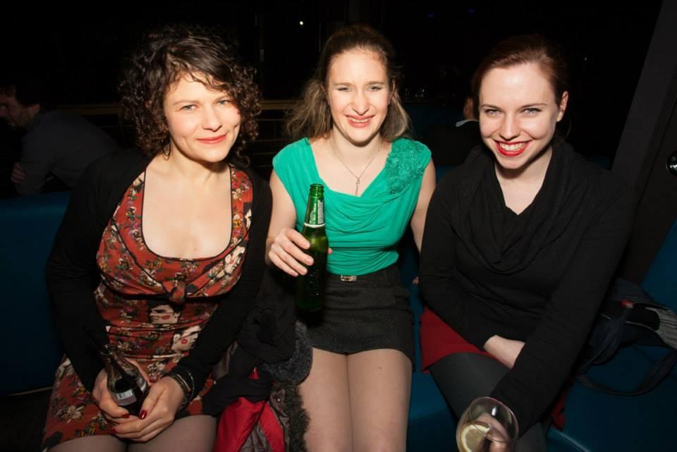 Berlinale Get Together @ Club Avenue mit Julia Preglau