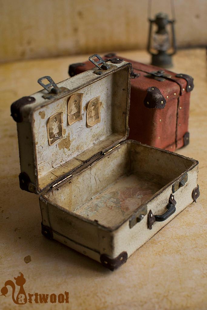 """чемодан """"Vintage"""""""