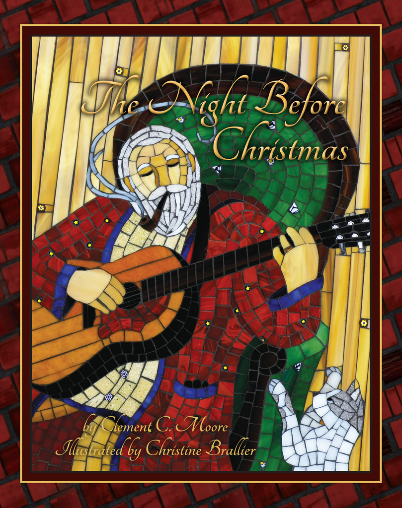 Christmas Book.Children S Book By Christine Brallier