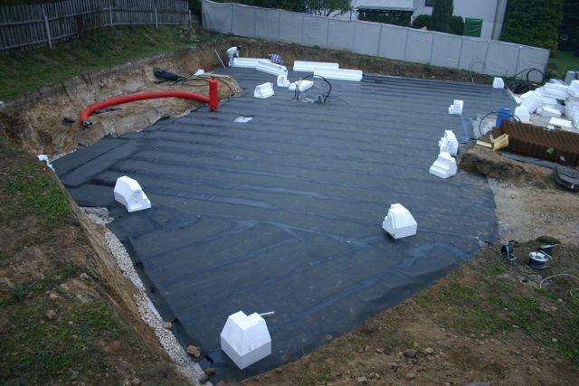 Bodenplattendämmung auslegen