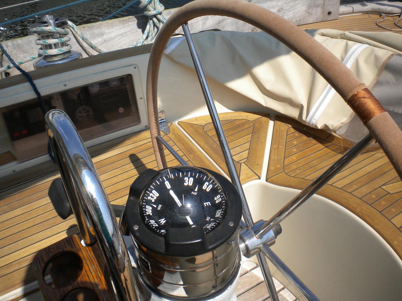 Ferien auf dem Hausboot