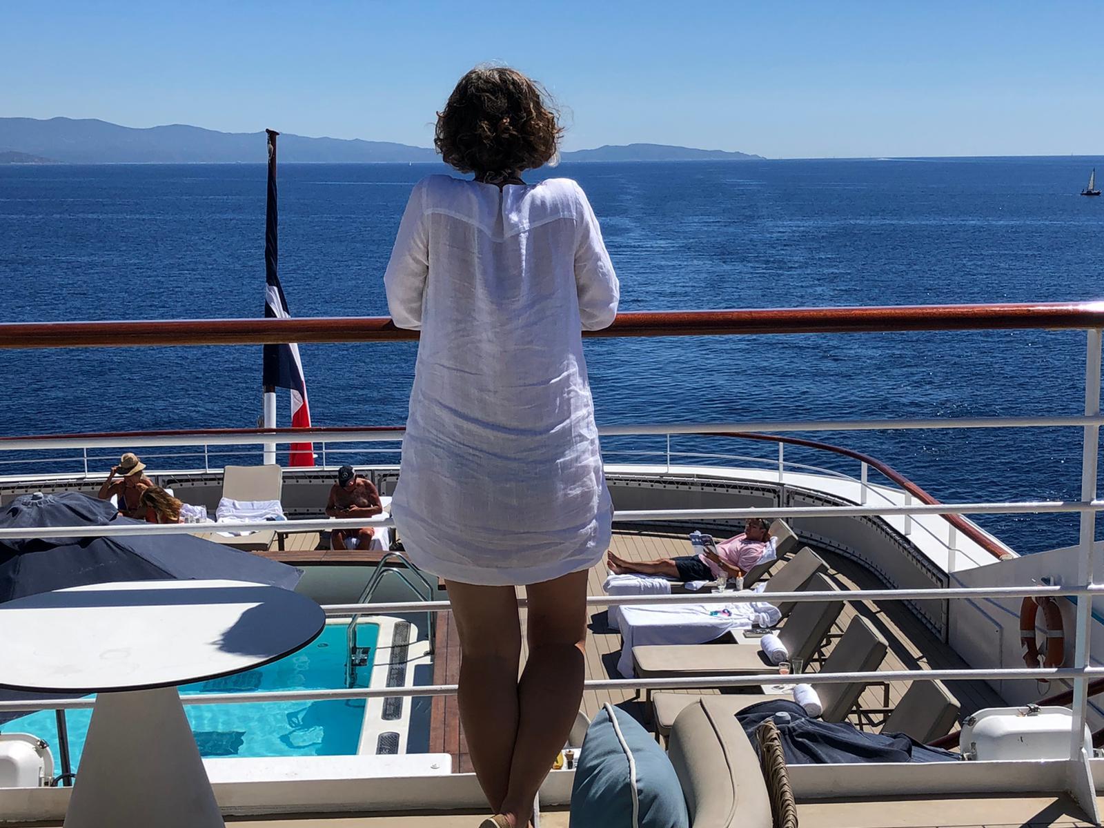 Ponant-Kreuzfahrten Mit der Lyrial rund um Korsika