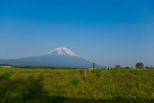 日本一の霊峰富士に はぐくまれ