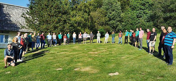 EJW Orientierungs- und Entwicklungs-Wochenende in Oberreifenberg