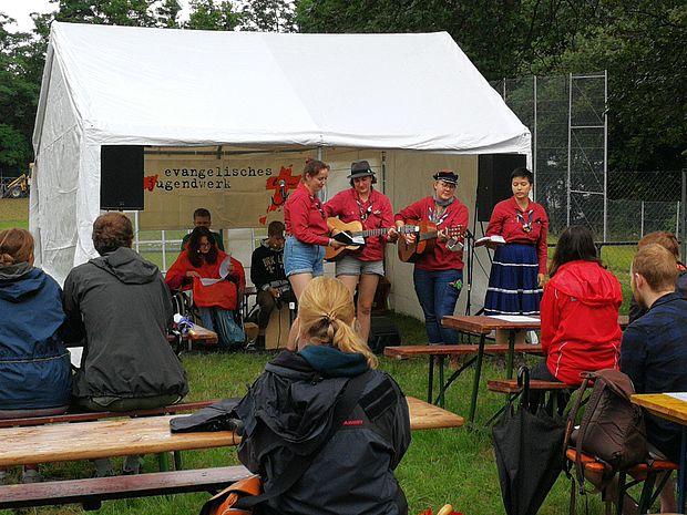EJW Sommerfest in Seulberg