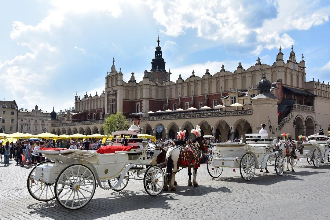 Cracovia: Mini Guida della Città Polacca