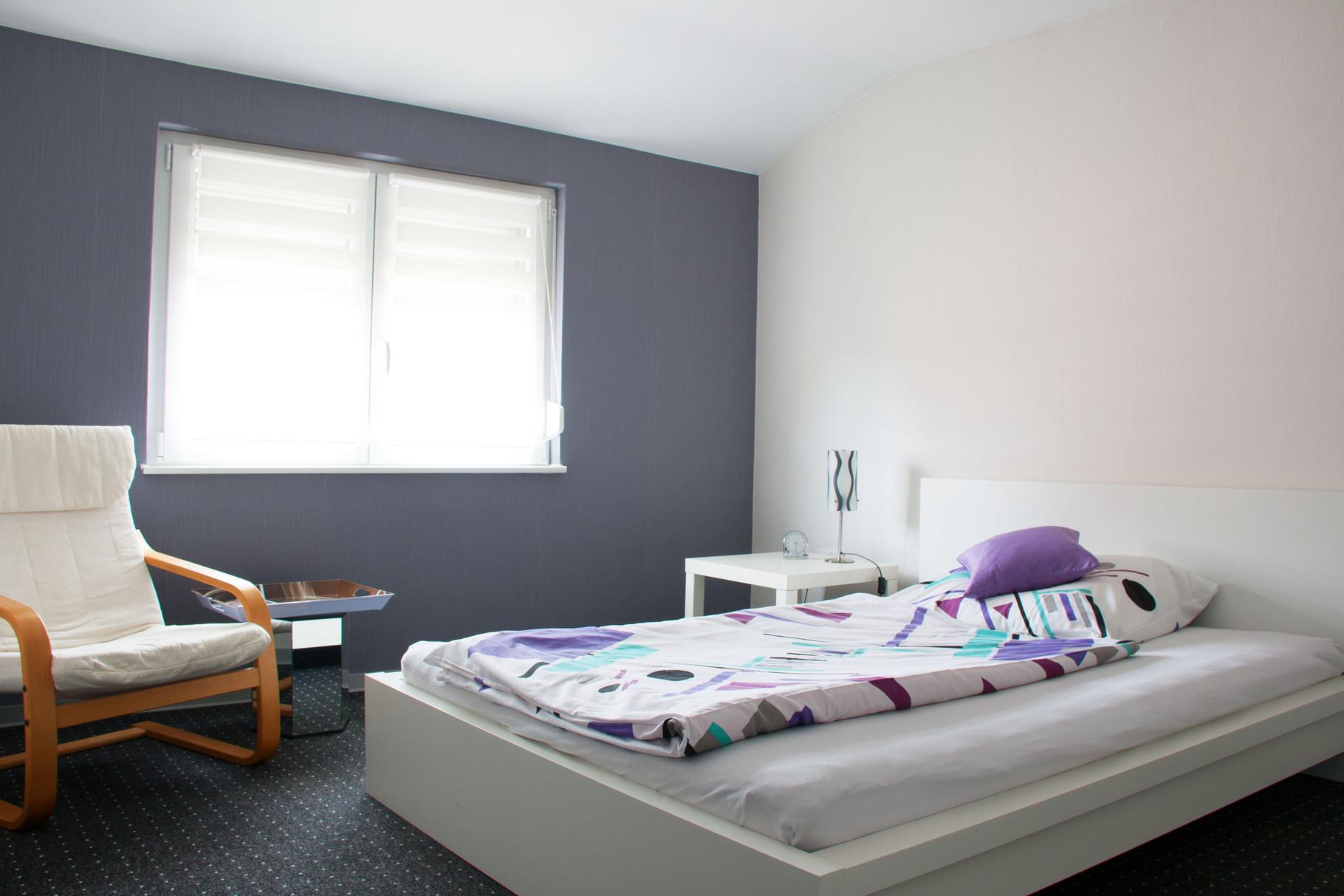 1. Einzelzimmer - Alle Zimmer wurden neu renoviert