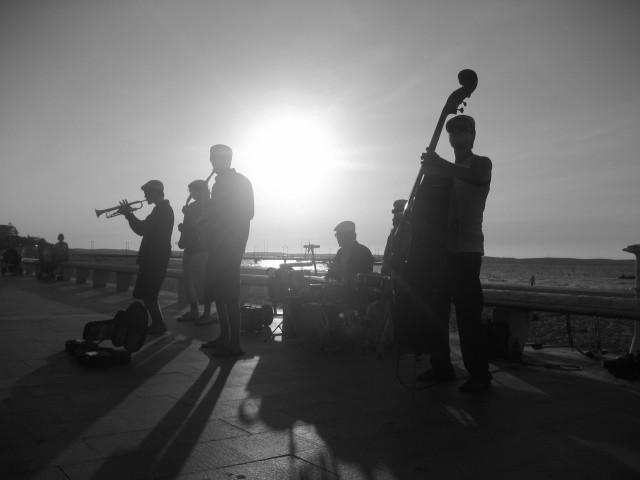 Straßenmusiktour in Frankreich 2008
