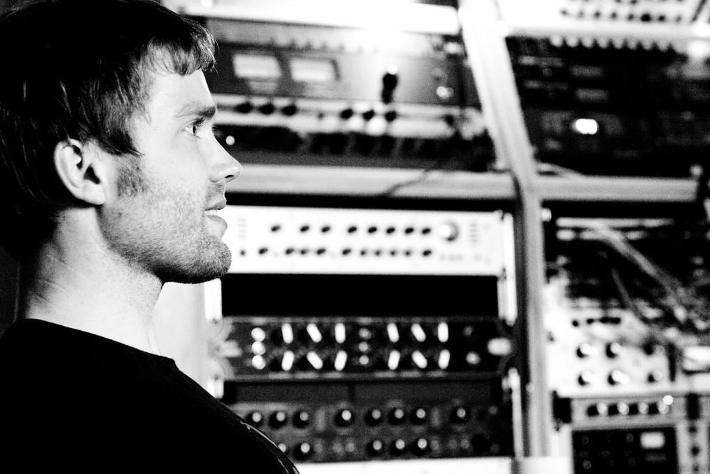 Producing @ Elbsilber Studios 2009