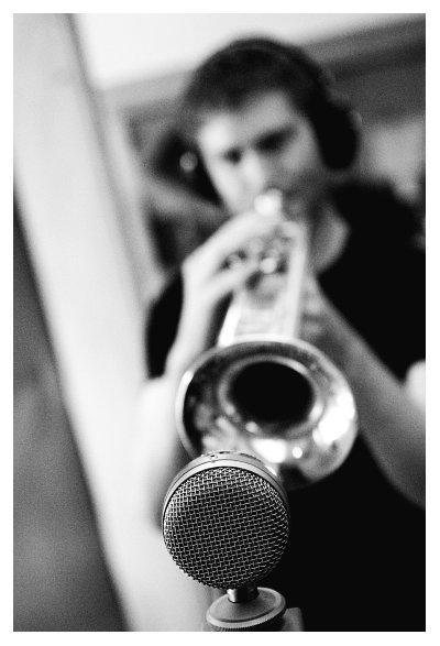 Recording @ Elbsilber Studios 2009