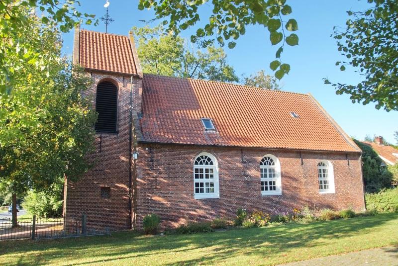 St.Sebastian- u. St.Vincenz Kirche Breinermoor