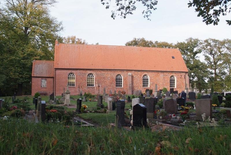 St.Maria - St.Nikolaus Kirche Steenfelde
