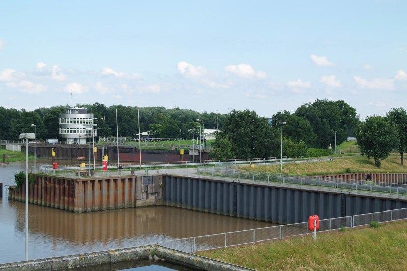 Seeschleuse Papenburg