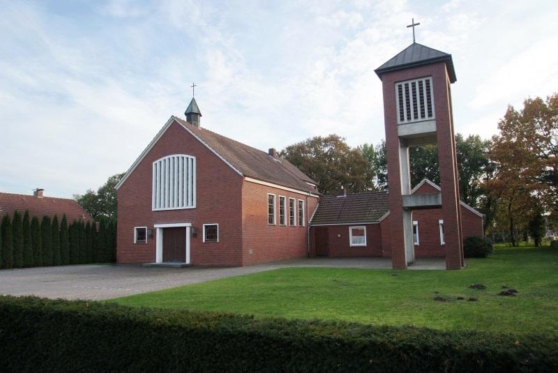 St.Bonifatius Kirche Völlenerkönigsfehn