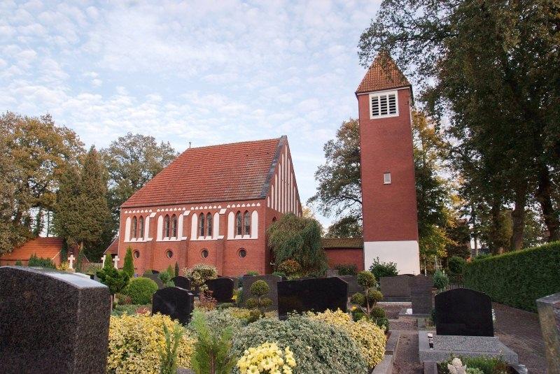 Kirche Völlenerkönigsfehn