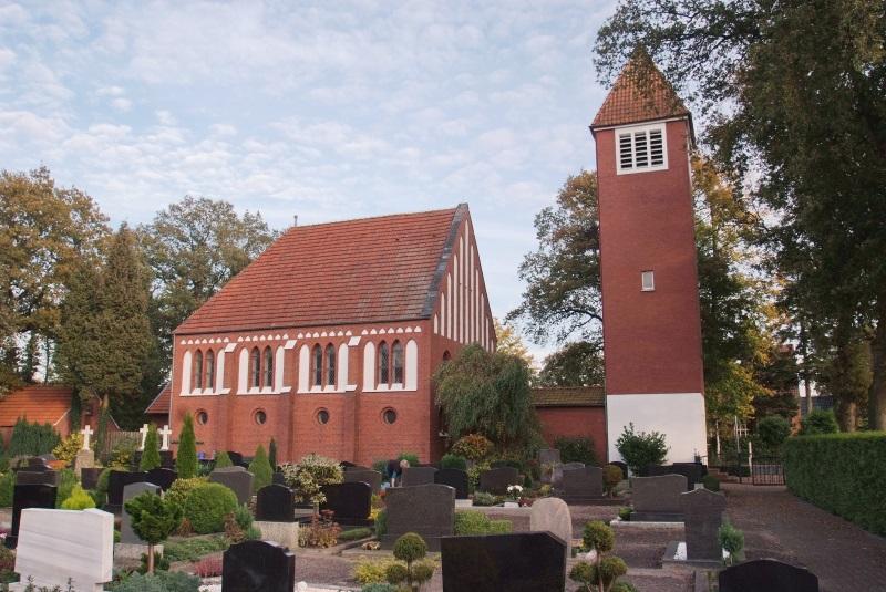ev.-luth. Christus Kirche Völlenerkönigsfehn