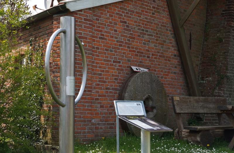 Uranus - Mühle MitlingMark