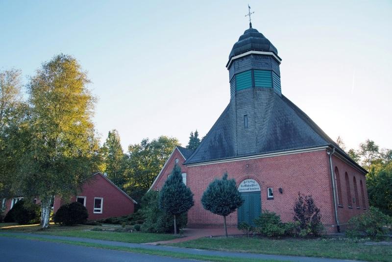 ev.-ref. Kirche Ihrenerfeld