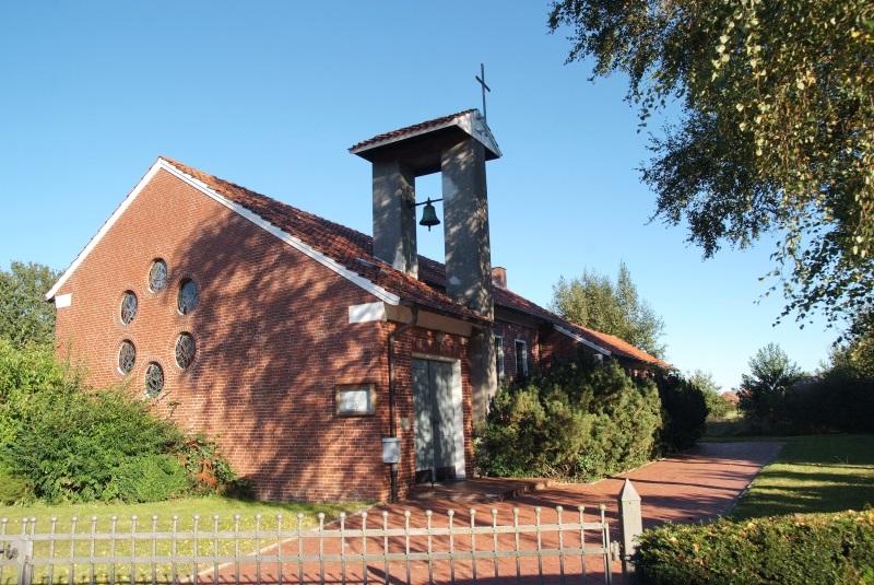 St.Franziskus Kirche Ihrhove